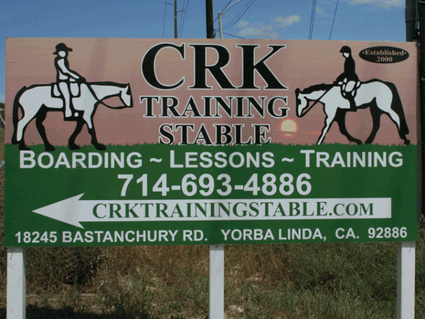 CRK Training Stable